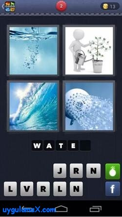 4 Pics 1 Word - Android 2